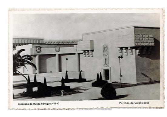Pavilhão da Colonização