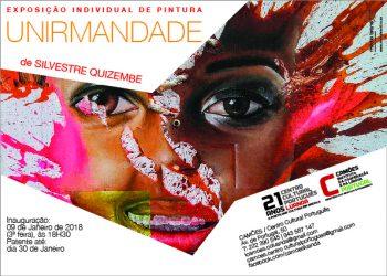 """Exposição """"UNIRMANDADE"""", de Silvestre Quizembe"""