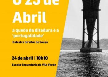 O 25 de abril, a queda da ditadura e a 'portugalidade'