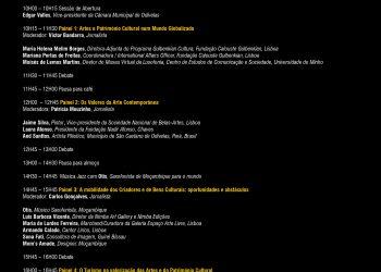 VII Bienal de Culturas Lusófonas