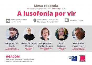 """""""A lusofonia por vir"""" discutida em Santiago de Compostela"""